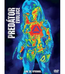 Predátor: Evoluce (The Predator) 2018 DVD