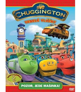Chuggington - Veselé vláčky 2.: Pozor, jede mašinka!