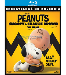 Snoopy a Charlie Brown. Peanuts ve filmu (Snoopy and Charlie Brown: A Peanuts Movie) Blu-ray 3D + 2D
