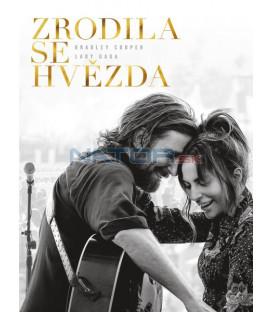 ZRODILA SE HVĚZDA 2018 (A Star Is Born) DVD