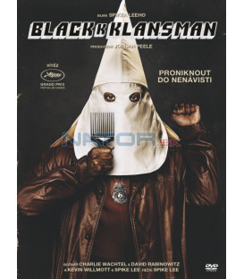 BlacKkKlansman 2018 DVD
