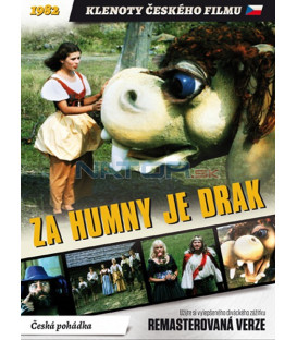 Za humny je drak 1982 - remasterovaná verze DVD