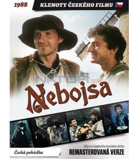 Nebojsa 1988 - remasterovaná verze DVD