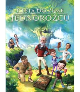 Cesta do země jednorožců  2017 (The Shonku Diaries: A Unicorn Adventure) DVD