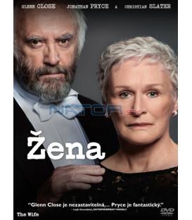 Žena 2017 (The Wife) DVD