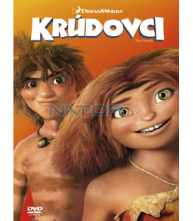 Krúdovci / Croodsovi Big Face DVD