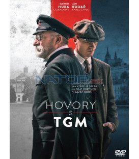 Hovory s TGM 2018 DVD