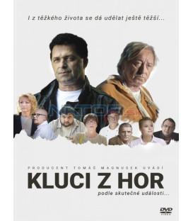 Kluci z hor 2018 DVD