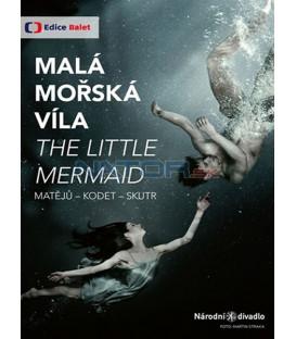 Malá mořská víla DVD (Balet)