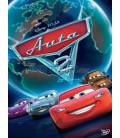 Auta 2 (Cars 2)  SK/CZ dabing DVD
