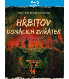 HŘBITOV DOMÁCÍCH ZVÍŘÁTEK 1989 (Pet Sematary) Blu-ray