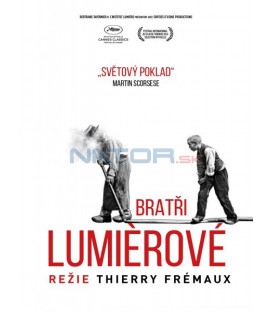 Bratři Lumiérové 2017 (Lumiére!) DVD
