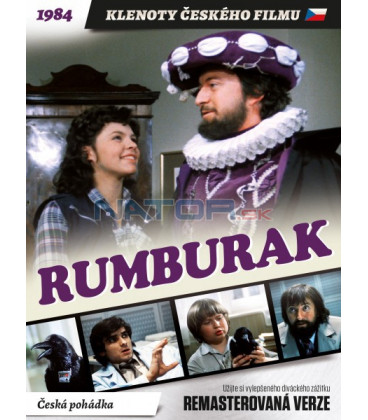 Rumburak 1984 - remasterovaná verze DVD