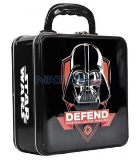 Plechový kufřík Darth Vader