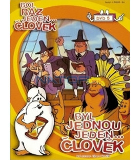 Byl jednou jeden... člověk - DVD 5 (Il était une fois.. L´homme) DVD