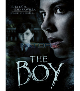Chlapec (The Boy) DVD