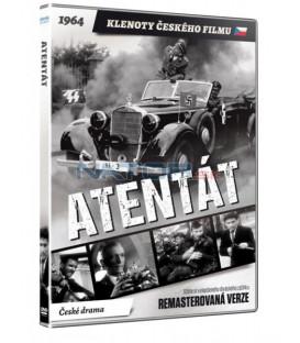 Atentát  (remasterovaná verze) DVD
