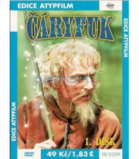 Čáryfuk - 1. disk (Catweazle) DVD