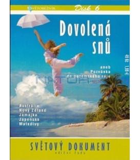 Světoběžník - disk 6 - Dovolená snů DVD