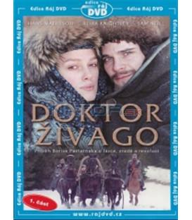 Doktor Živago - 1. část (Doctor Zhivago) DVD