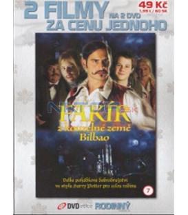 Fakír z kouzelné země Bilbao + Země ledních medvědů (Fakiren fra Bilbao + Duggholufólkið) DVD