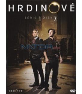 Hrdinové I. - DVD 7 (Heroes) DVD