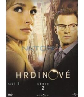 Hrdinové II. - DVD 1 (Heroes) DVD