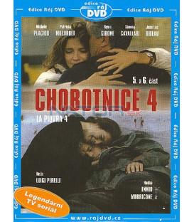 Chobotnice 4 - 5. a 6. část (La Piovra 4) DVD