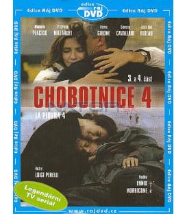 Chobotnice 4 - 3. a 4. část (La Piovra 4) DVD