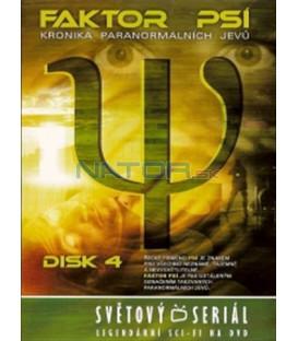 Faktor Psí - DVD 4 (Psi Factor: Chronicles of the Paranormal) DVD