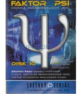 Faktor Psí - DVD 10 (Psi Factor: Chronicles of the Paranormal) DVD