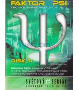 Faktor Psí - DVD 11 (Psi Factor: Chronicles of the Paranormal) DVD