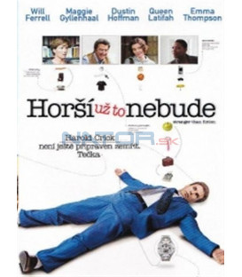 Horší už to nebude (Stranger than Fiction) DVD