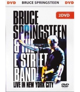 Bruce Springsteen & The E Street Band - Live in the New York City DVD