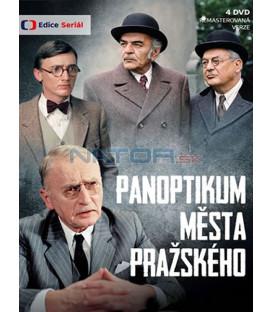 Panoptikum města pražského - 4xDVD