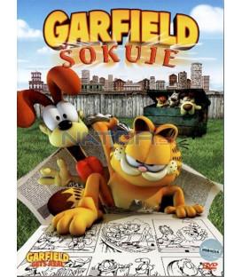 Garfield 1-3 (3DVD)