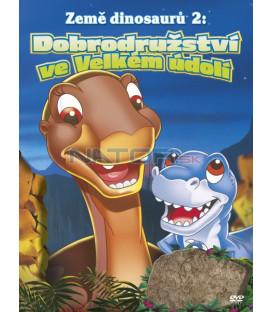 Země dinosaurů 2: Dobrodružství ve velkém údolí (The Land Before Time II: The Great Valley Adventure) DVD