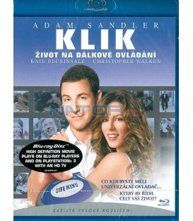 Klik: Život na dálkové ovládání(Click) CZ dabing - Blu-ray