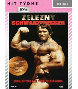 Železný Schwarzenegger 1977 (Pumping Iron) DVD