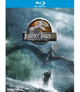 JURSKÝ PARK 3 (Jurassic park III) - Blu-ray