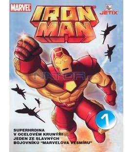 Iron Man 01 - MARVEL