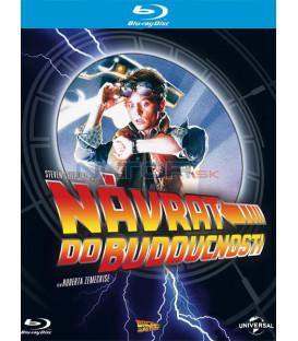 Návrat do budoucnosti 1985 (Back to the Future)  Blu-ray