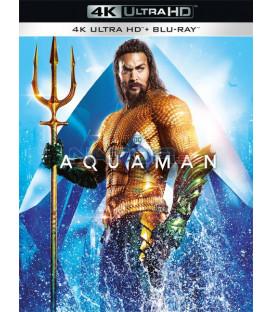 Aquaman 2018 (4K Ultra HD) - UHD Blu-ray + Blu-ray