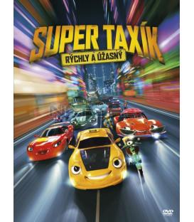 Super Taxík: Rýchly a úžasný 2018 (Wheely) DVD