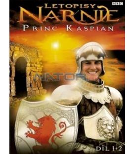 Letopisy Narnie - Princ Kaspian, díl 1 + 2 (The Chronicles of Narnia - Prince Caspian) DVD