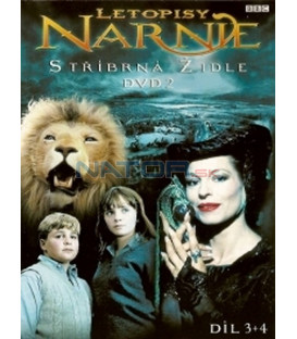 Letopisy Narnie - Stříbrná židle - DVD 2, díl 3 + 4 (The Chronicles of Narnia - The Silver Chair) DVD