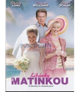 Líbánky s matinkou (Honeymoon with Mon) DVD