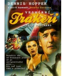 Vesmírní trakeři (Space Truckers) DVD
