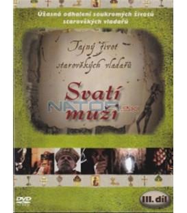 Tajný život starověkých vladařů (3. díl) - Svatí muži (Private Lives of the Holy Men of Rome) DVD