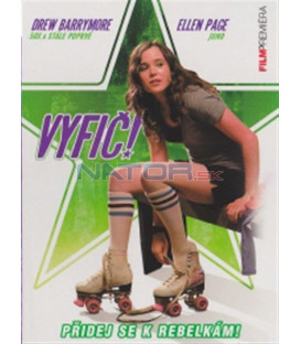 Vyfič! (Whip It) DVD